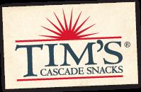 Tim's Cascade Snacks